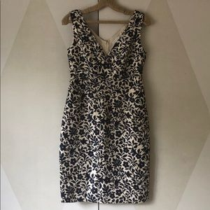 Garnet Hill silk dress lined 4